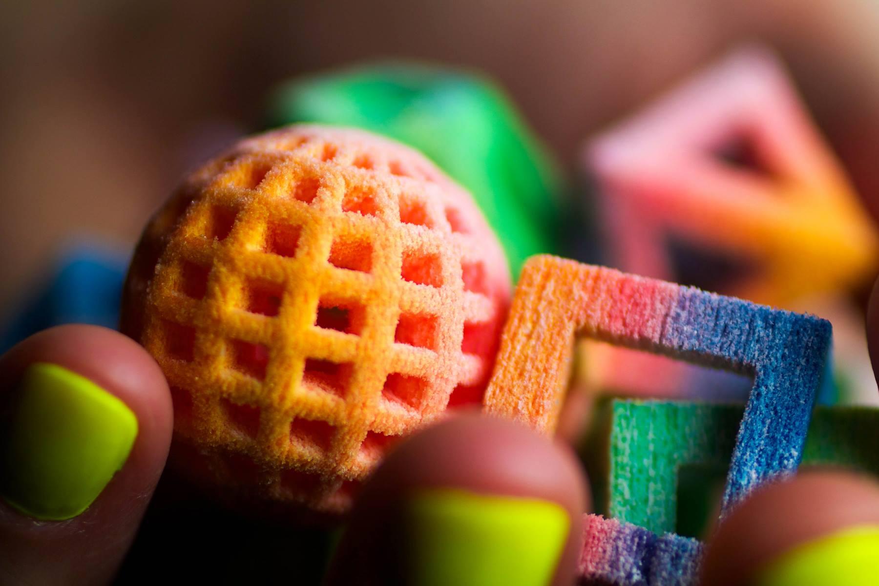 Magic Candy Factory – первая кондитерская, использующая 3D-принтер для печати конфет