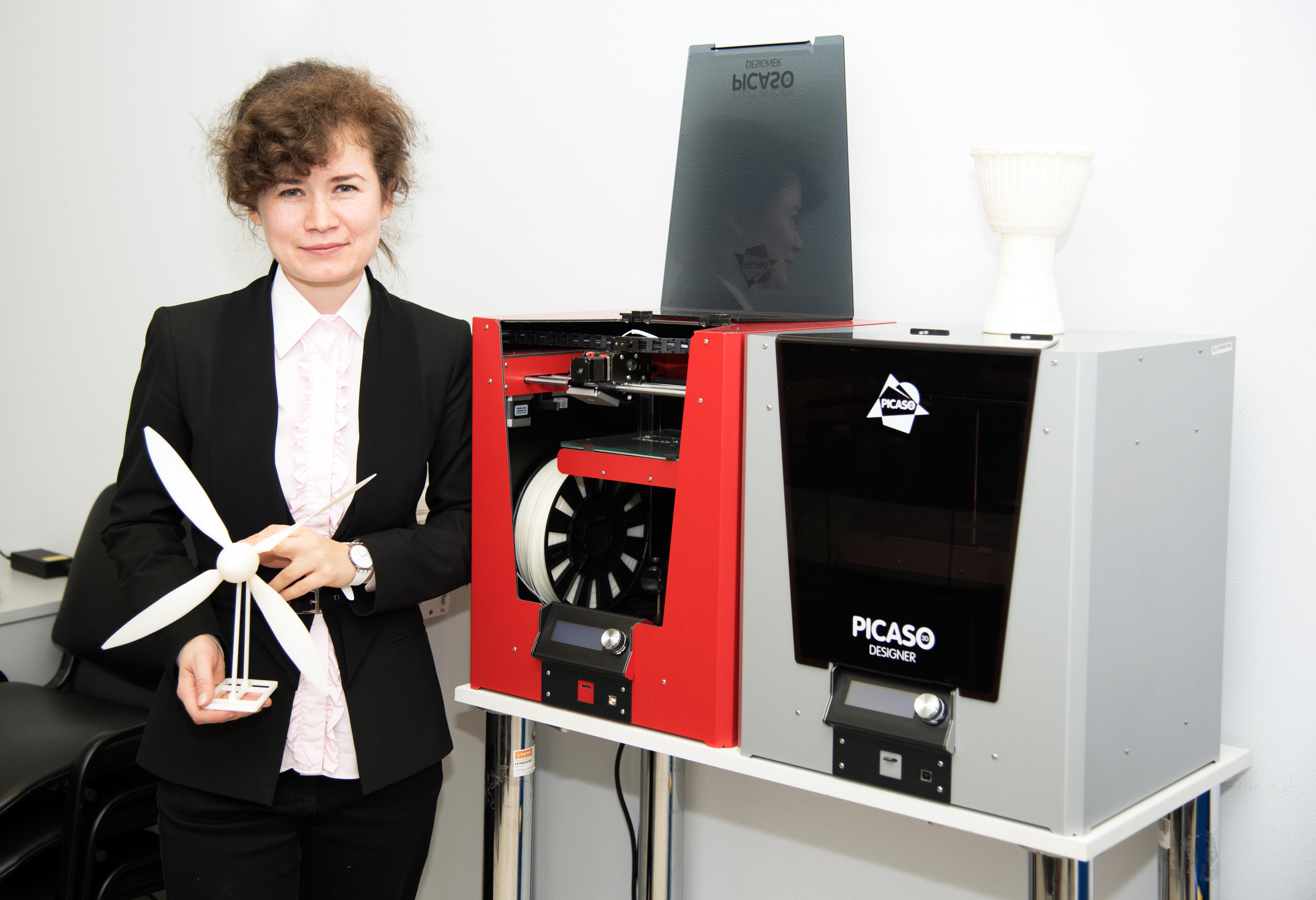 МАИ открывает школу по 3D-печати
