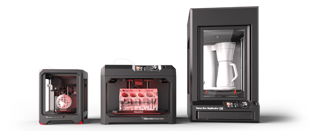 MakerBot introduced its new developments