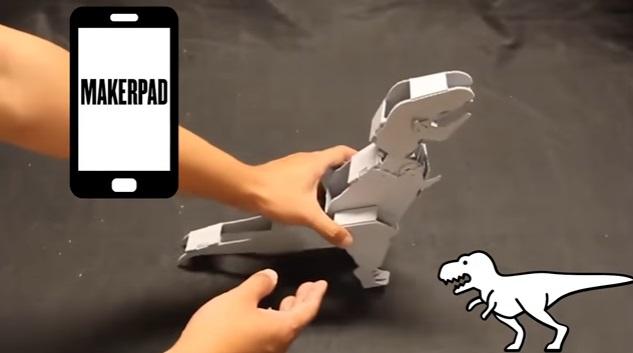 Makerpad: новая платформа для проектирования 3D-объектов на смартфоне