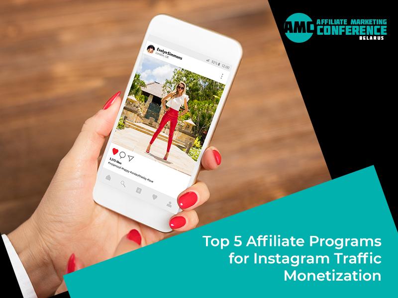 Making Money on Instagram. Affiliate Programs 2019