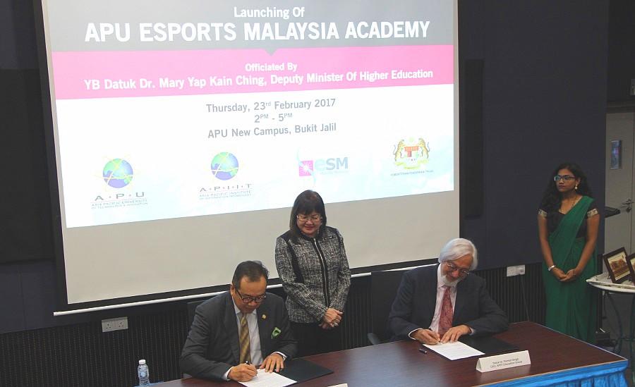 Малайзия станет одной из первых стран с высшим eSports-образованием