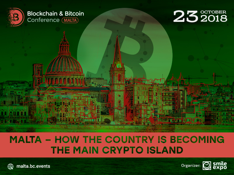 Malta – How the Country Is Becoming the Main Crypto Island
