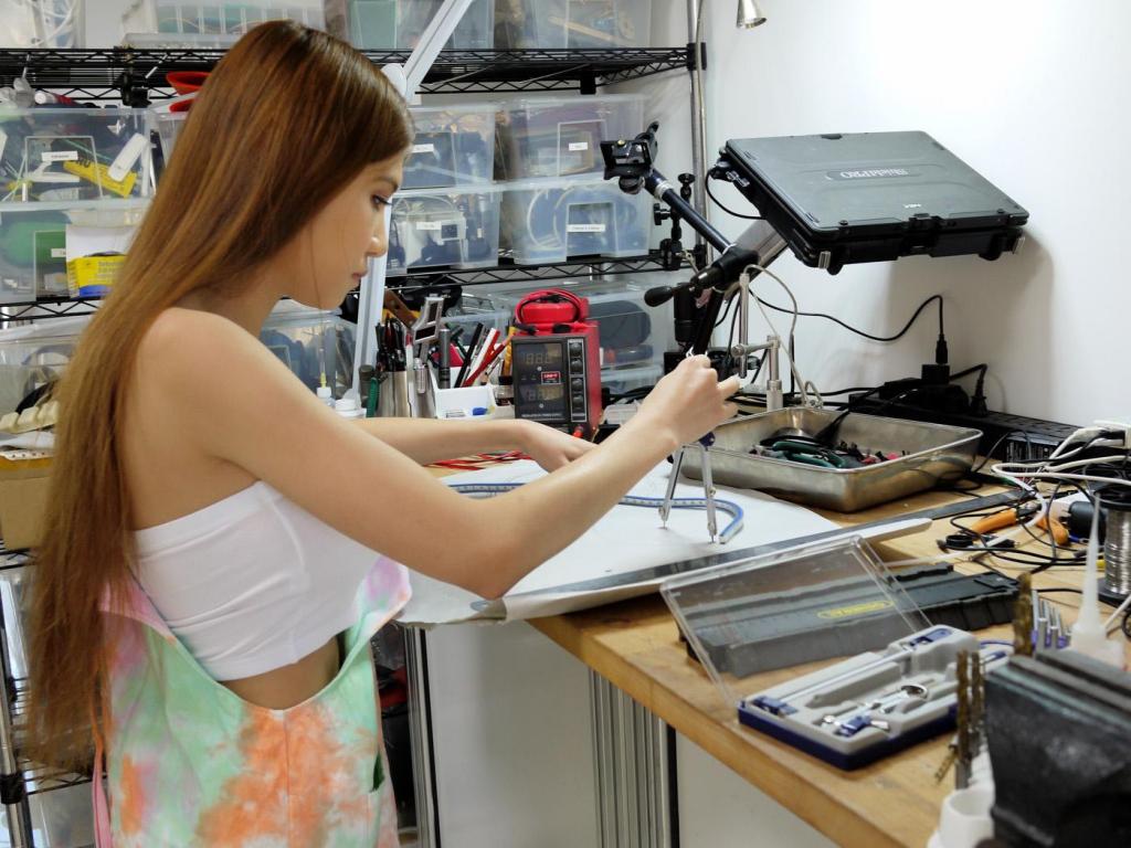 Мануал от SexyCyborg: создаём сексуальное бикини на 3D-принтере (фото)