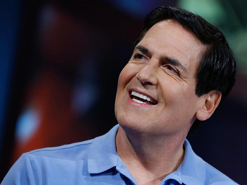 Mark Cuban advises to invest 10% of capital in a cryptocurrency