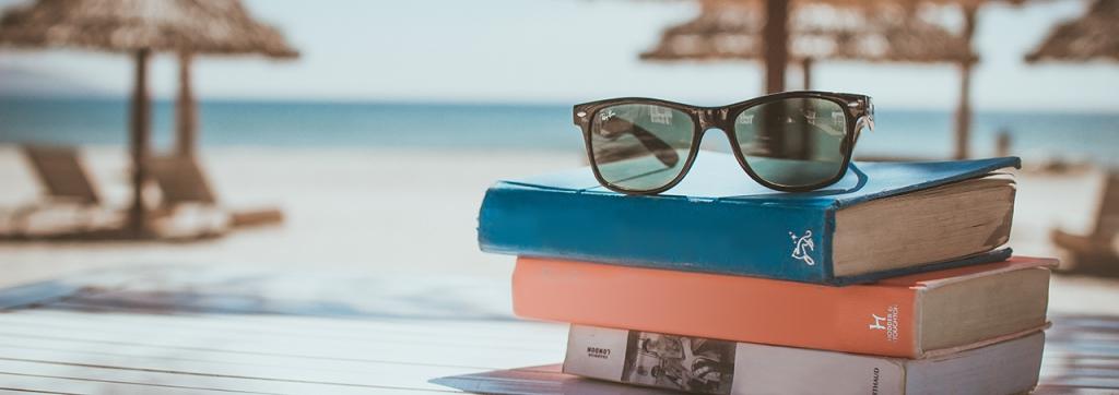 Маркетологу пригодится, или Что почитать в отпуске?