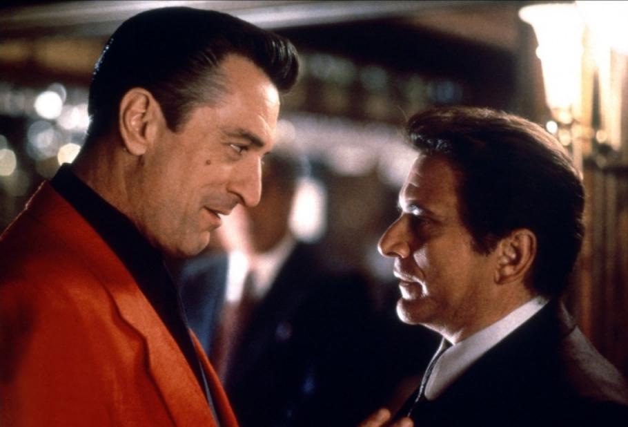 Мартин Скорсезе хочет собрать Питта, ДиКаприо и Де Ниро в казино