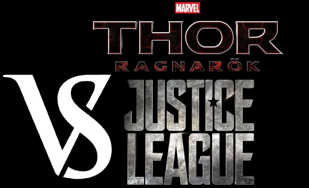 Marvel vs DC: нові трейлери до фільмів про Тора та Лігу справедливості
