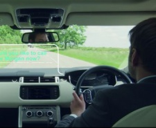 Jaguar Land Rover reveals 'self-learning intelligent car of the future'