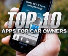 Top 10 iPhone Apps for Your Car