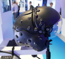 BAE Striker II 'Iron Man' Helmet Is The Future Of Flying