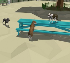 Become a Virtual Canine with Dog Park Animal Simulator