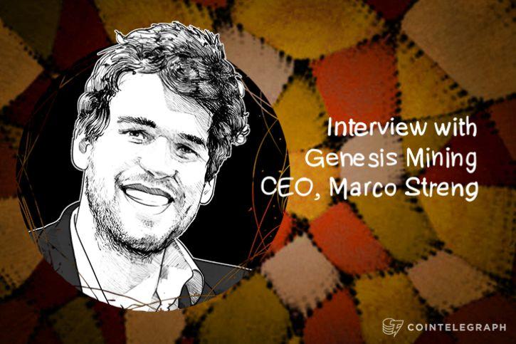 Майнинг биткоинов, взгляд изнутри: интервью с Марко Стренгом, руководителем  Genesis Mining