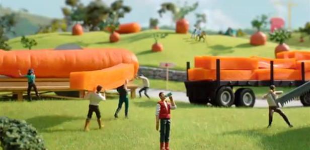 McDonald's использовал в рекламе 3D-печать и покадровую анимацию