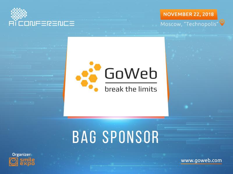 Meet Bag Sponsor of AI Conference – GoWeb International LTD