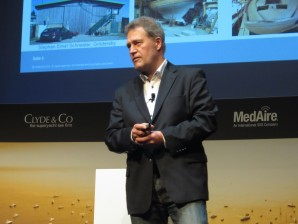 METS 2015: потенциал 3D-печати в судостроении огромен