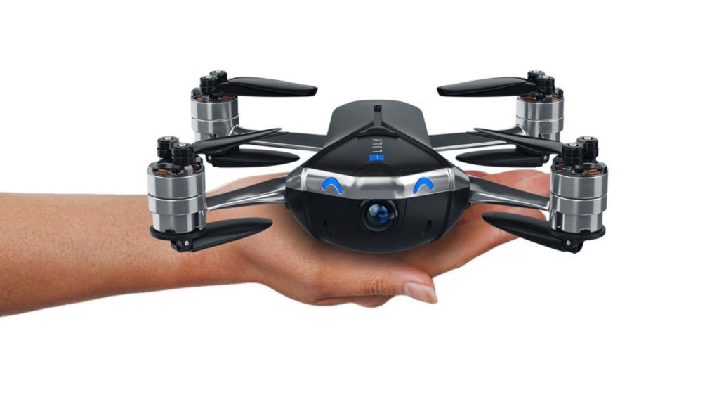 Миниатюрный дрон-компаньон Lily поступил в продажу