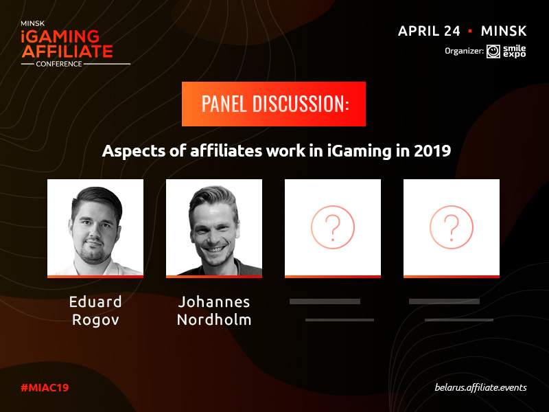 Minsk iGaming Affiliate Conference to feature discussion on aspects of affiliates work