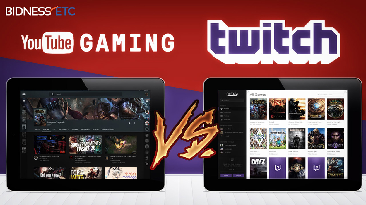 Is YouTube Gaming able to compete with Twitch?