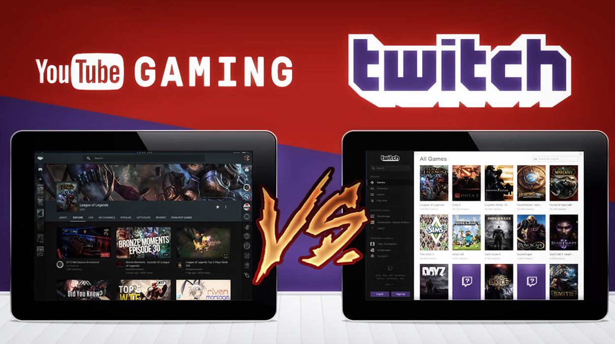 Может ли YouTube Gaming конкурировать с Twitch?