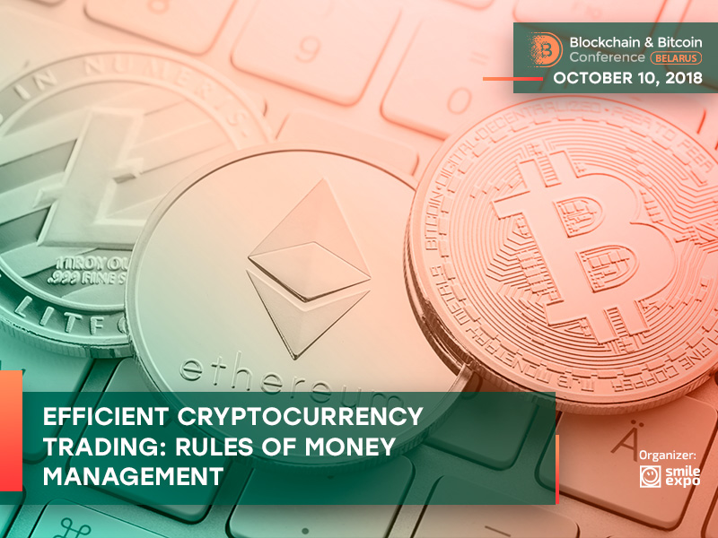 Money management in cryptocurrency trading: rules of successful trading