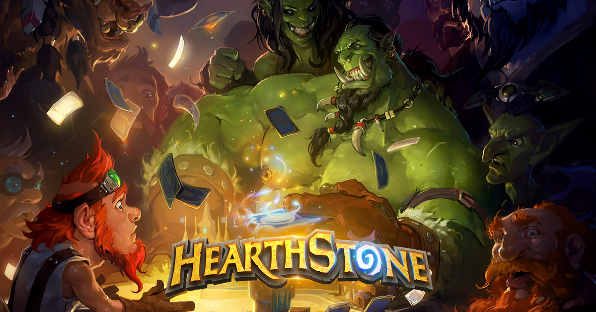 More than 70 000 000 users registered in Hearthstone