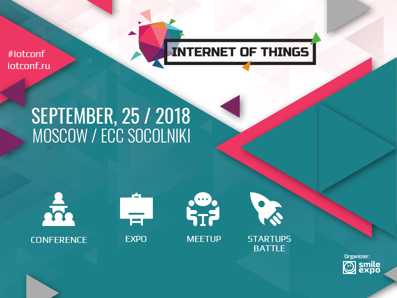 Moscow to host 5th international conference – Internet of Things