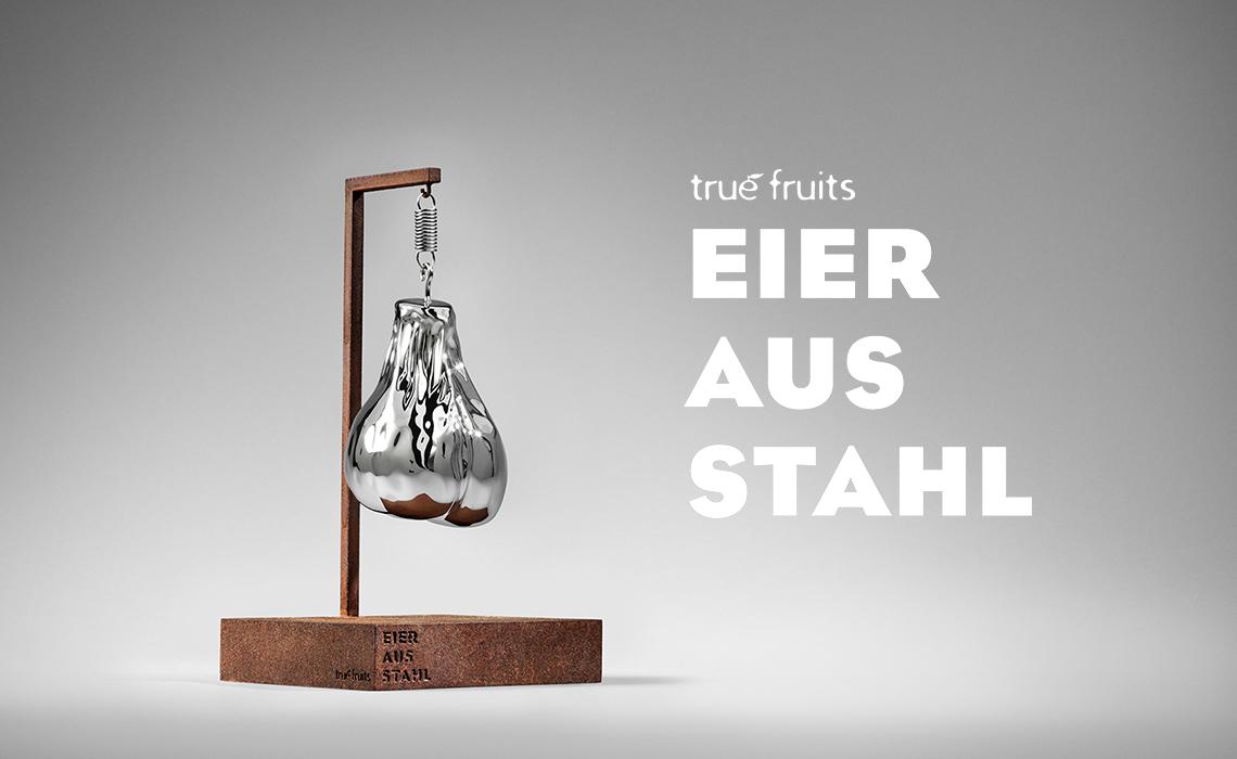 Мошонка основателя true fruits стала премией