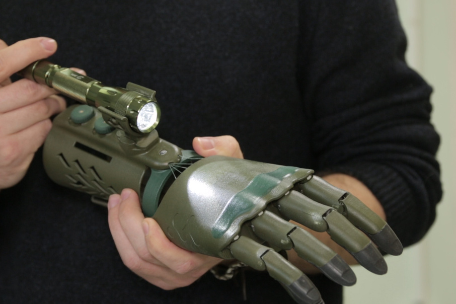«Моторика» начала делать 3D-печатные протезы для взрослых пациентов