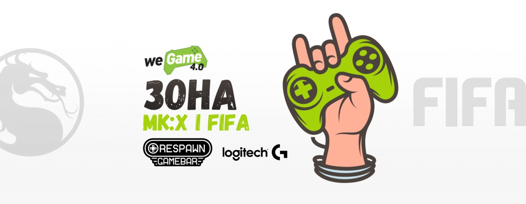 На четвертому WEGAME відбудуться турніри по Mortal Kombat і FIFA