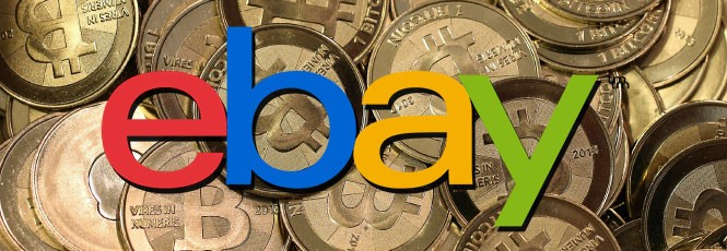 На eBay в ход пошла криптовалюта