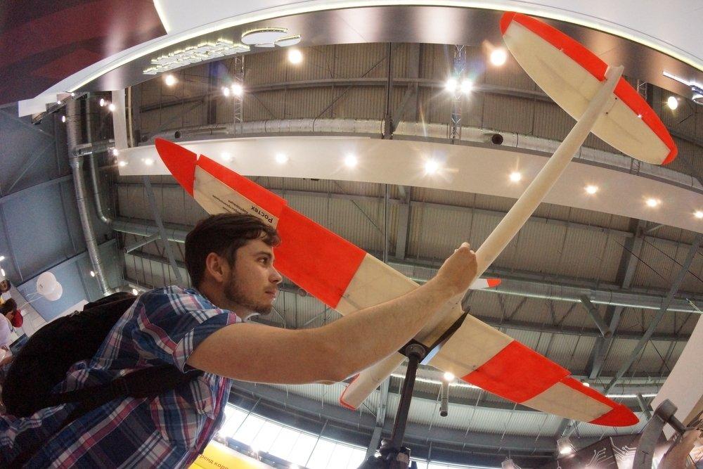 На «Иннопром-2016» состоялась презентация российского 3D-печатного беспилотника