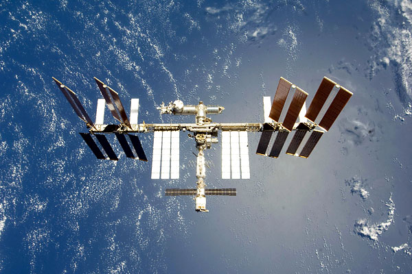 На МКС отправят робота-помощника
