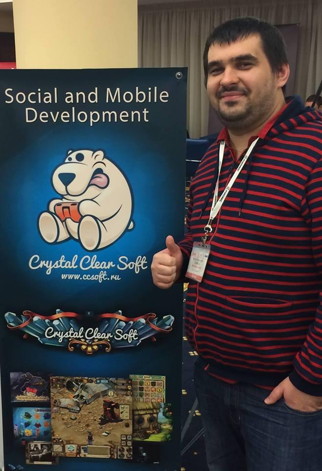 На RGW-2015 Михаил Харьковский (Crystal Clear Soft) расскажет об увеличении прибыли в social mobile gambling