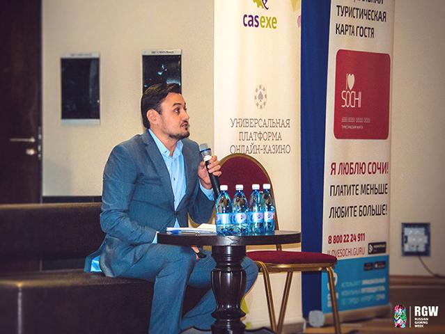 На RGW Sochi Ленар Кашапов предложил не закрывать «Азов-Сити»