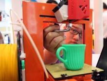 На Тайване занимаются разработкой термостойкого пищевого биопластика для 3D-печати