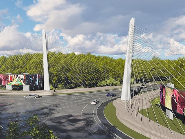 На въезде в игорную зону «Приморье» решено построить «Золотой мост»
