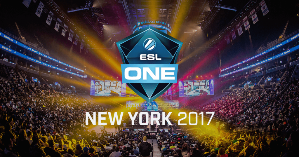 Na'Vi сойдется с SK в группе A на чемпионате ESL One New York 2017