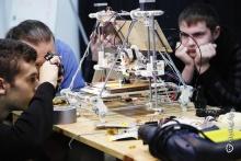 На воркшопе в Минске собрали 3D-принтер