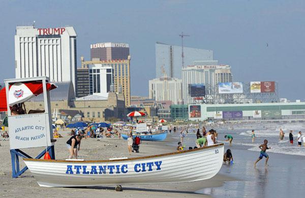 На восточном побережье США разорились тысячи казино
