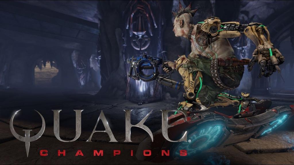 Начались индивидуальные квалификации на чемпионат Quake World Championships