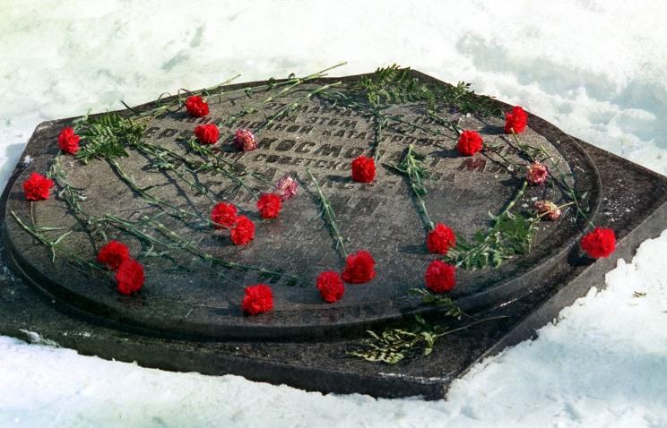 Начинается строительство мемориала в честь Юрия Гагарина