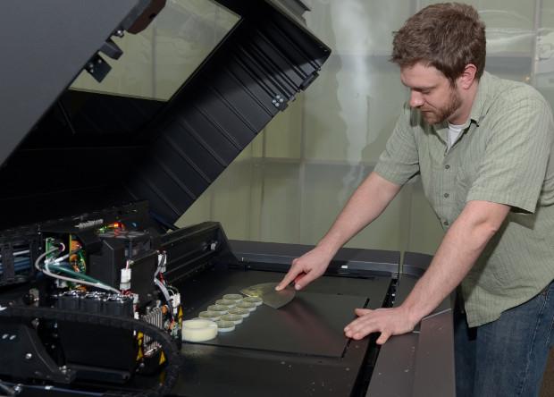 Напечатанные дроны пройдут военные испытания