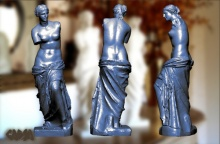 3D Print a Venus de Milo of Your Very Own