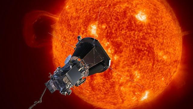 NASA отправит к Солнцу зонд