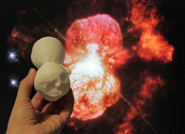 NASA, Shapeways и Whiteclouds совместно работают над 3D-печатью Вселенной