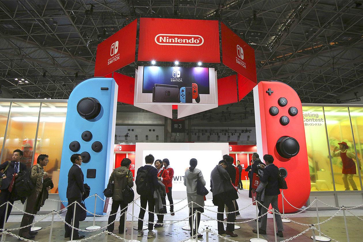 Найцікавіші ігри для консолі Nintendo Switch