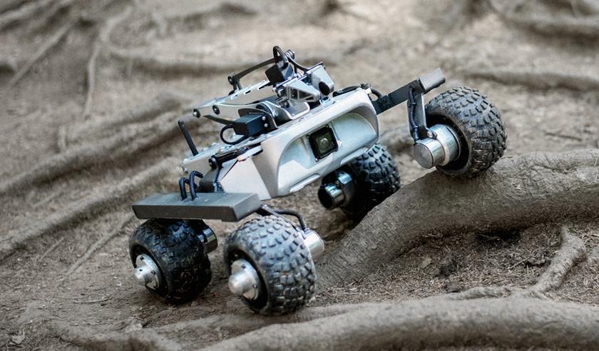 Наземный дрон Turtle Rover – личный дрон для путешественников и исследователей