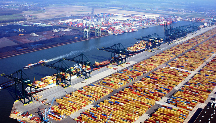 """We are not just talking but going to implement"". Port of Rotterdam joined blockchain consortium"