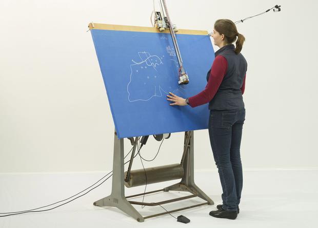 Немецкие ученые превратили 3D-принтер в экран для слепых